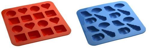 Bonbonvormen siliconen