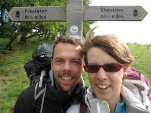 Halfway Offa's Dyke Path