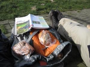 Lunch bij Wierumerschouw